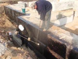 Битумная мастика для гидроизоляции фундамента - купить в Минске с доставкой - ТЕХНОНИКОЛЬ, ПРАЙМЕР.