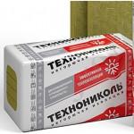 Минвата ТЕХНОНИКОЛЬ - Технофас ЭФФЕКТ 50 мм купить в Минске для фасада.