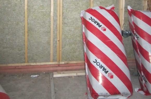 Купить утеплитель для бани в Минске с доставкой - строительный магазин в Уручье.