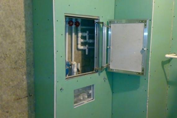 Влагостойкий гипсокартон купить в Минске для обшивке стен ванной.