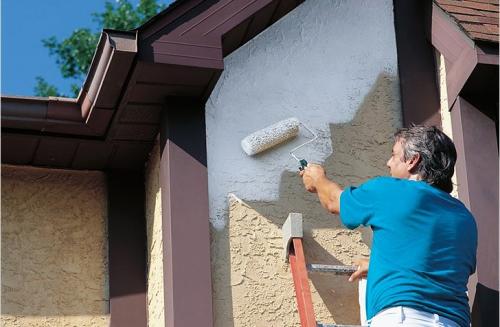 Купить фасадную краску в Минске предлагаем в магазине строительных материалов Азимут. Быстрая доставка, наличие на своем складе. Низкие цены, продажа оптом.