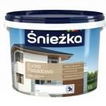 Sniezka Extra Fasadova краска для фасада купить в Минске.