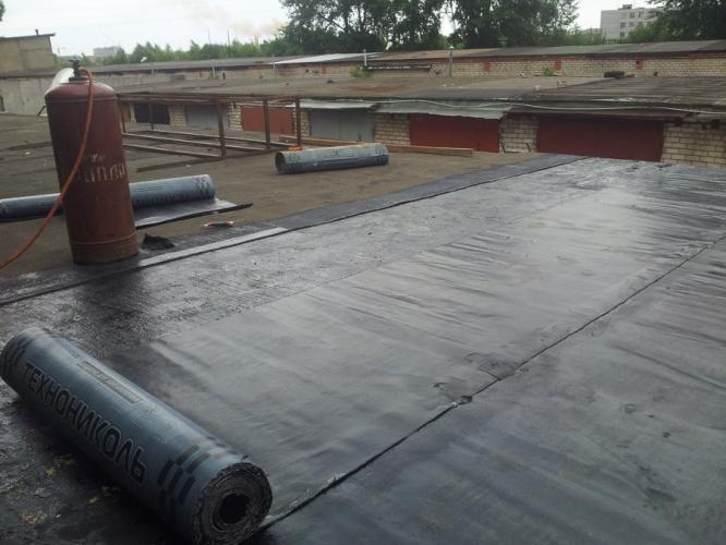 Стройматериалы для гидроизоляции крыши, гаража, дома, навеса купить в Минске.