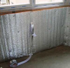 Алюминиевый скотч самоклеющийся купить в Минске - строительный магазин Азимут.