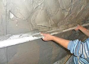 Цементная штукатурка для внутренних работ виды в магазине Азимут - Минск.