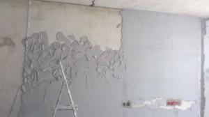 Продажа цементной штукатурки оптом в Минске для внутренних работ - доставка.