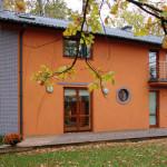 Шпатлевка фасада под декоративную штукатурку.