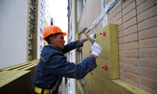 Способы монтажа каменной ваты - строительные хитрости.