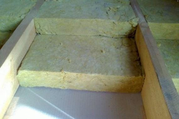 Каменная вата для перекрытия - утеплитель Парок в строительном магазине Азимут.