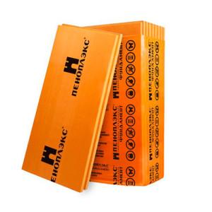 Утепление цоколя дома, пола под стяжку выполняют Пеноплексом 100 мм - купить в магазине стройматериалов Азимут.
