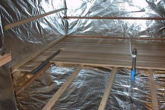 Фольга алюминиевая для бань 50 мкм цена в строительном магазине Азимут - Минск.