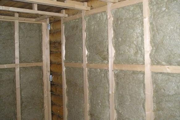 Утеплитель для саун в Минске. Склад с низкими ценами на стройматериалы на утепление бани изнутри.