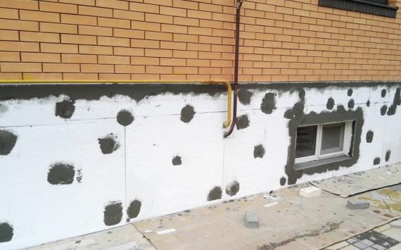 Материалы для утепления цоколя фундамента в Минске - магазин стройматериалов Азимут.