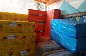 Утеплитель для фундамента - Урса утеплитель для цоколя - строительный магазин в Минске.