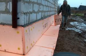 Стройматериалы на утепление дома Пеноплексом в одном месте. Минск, доставка, скидки, цена на сайте.