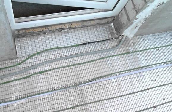 Теплый пол в частном доме на Пенофол как сделать и подбор стройматериалов на сайте магазина стройматериалов Азимут.