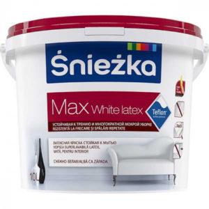 Краска снежка MAX White.