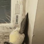 Штукатурка потолка, смеси для откосов.